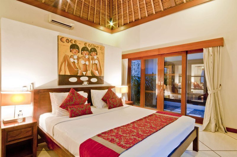 Villa Darma Bedroom View, Seminyak | 5 Bedroom Villas Bali