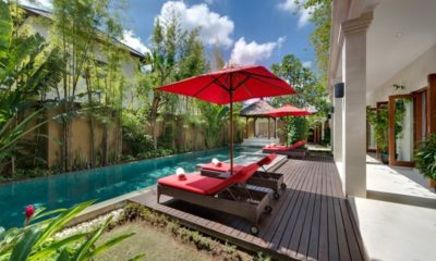 Villa Kalimaya Sun Loungers, Seminyak | 5 Bedroom Villas Bali