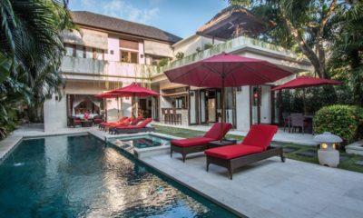 Villa Kalimaya Pool Side, Seminyak | 5 Bedroom Villas Bali