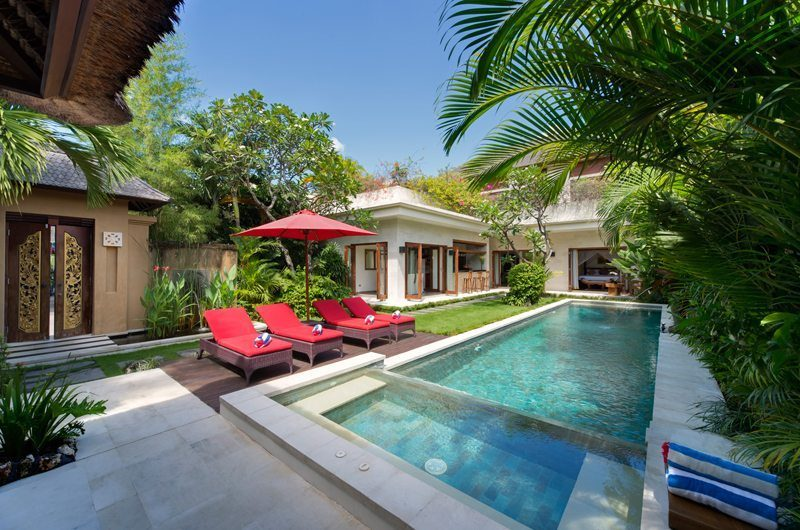 Villa Kalimaya Swimming Pool, Seminyak | 5 Bedroom Villas Bali