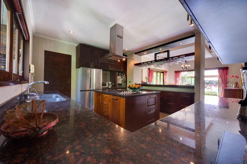 Villa Kalimaya Kitchen, Seminyak | 5 Bedroom Villas Bali