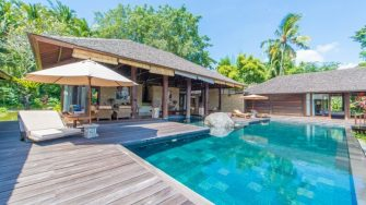 Villa Kamaniiya Pool Side, Ubud | 5 Bedroom Villas Bali