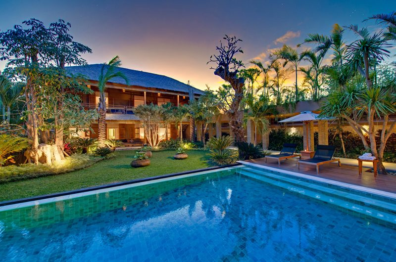 Villa Kinara Swimming Pool, Seminyak | 5 Bedroom Villas Bali