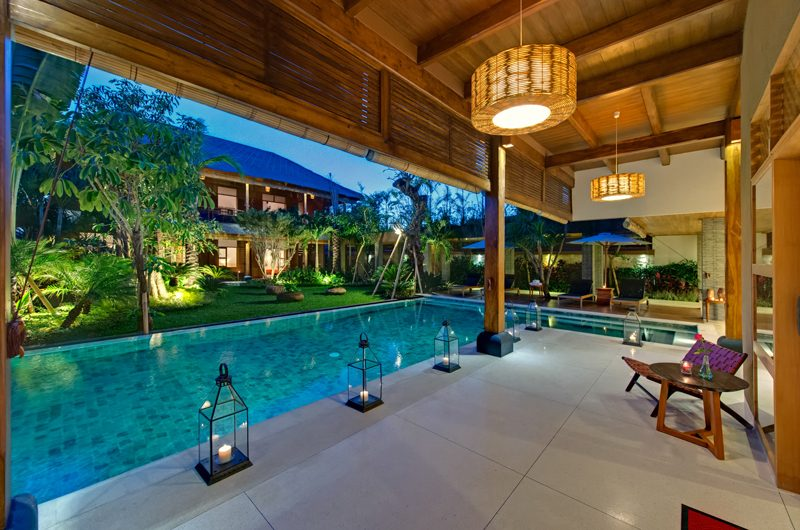 Villa Kinara Gardens and Pool, Seminyak | 5 Bedroom Villas Bali