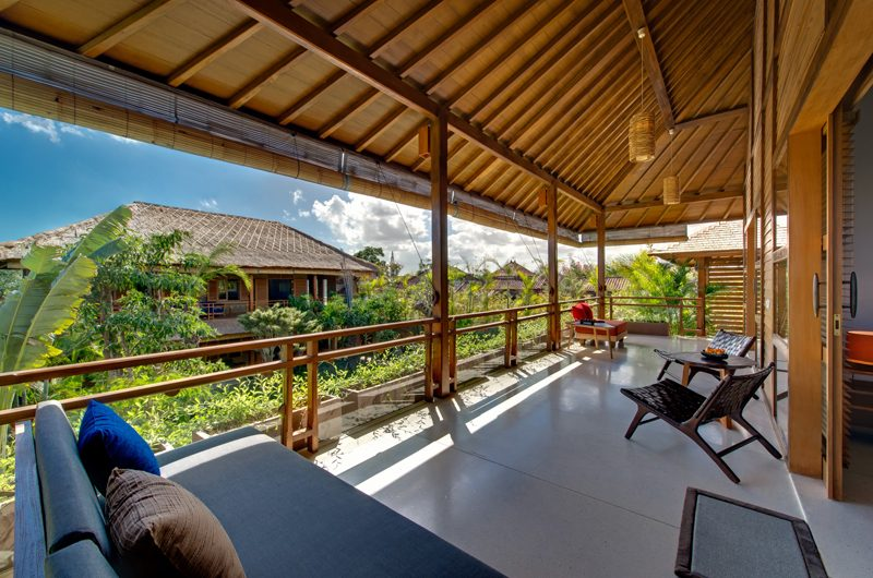 Villa Kinara View from Balcony, Seminyak | 5 Bedroom Villas Bali