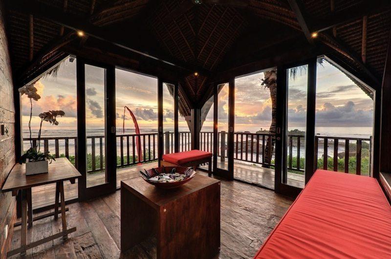 Villa Maridadi Living Area with Sea View, Seseh | 5 Bedroom Villas Bali
