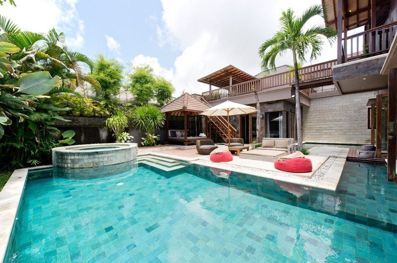 Villa Martine Swimming Pool, Seminyak | 5 Bedroom Villas Bali