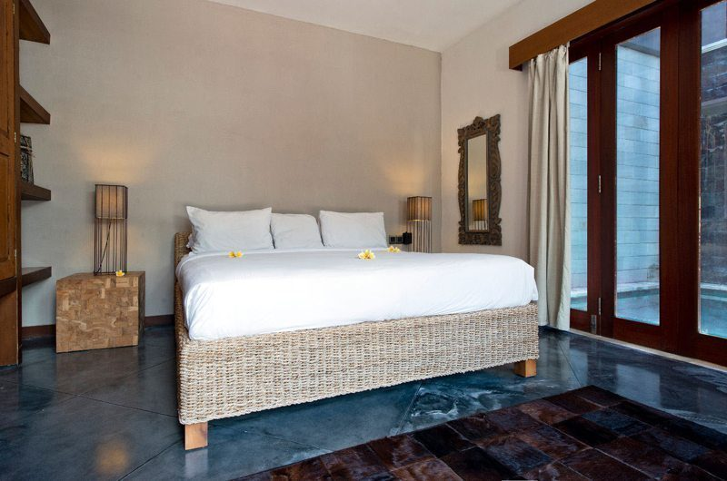 Villa Martine Bedroom with Mirror, Seminyak | 5 Bedroom Villas Bali