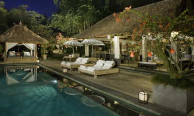 Villa Maya Retreat Night View, Tabanan | 5 Bedroom Villas Bali