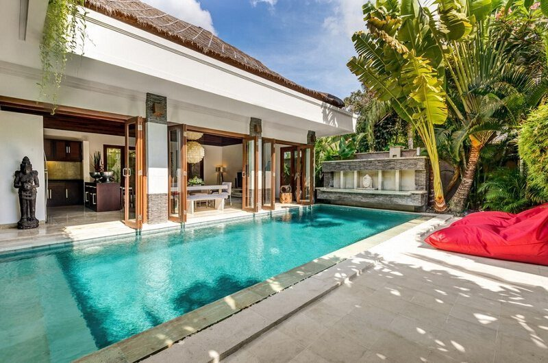 The Menari Residence Swimming Pool, Seminyak | 5 Bedroom Villas Bali