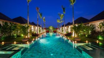 Villa Naty Night View, Umalas | 5 Bedroom Villas Bali
