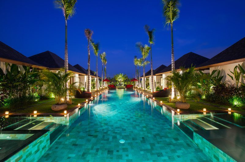 Villa Naty Night View, Umalas   5 Bedroom Villas Bali