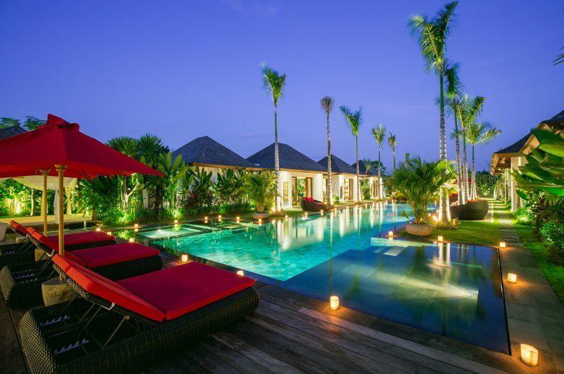 Villa Naty Sun Loungers, Umalas   5 Bedroom Villas Bali