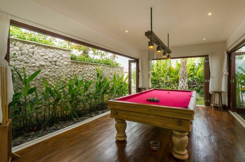 Villa Naty Billiard Table, Umalas   5 Bedroom Villas Bali