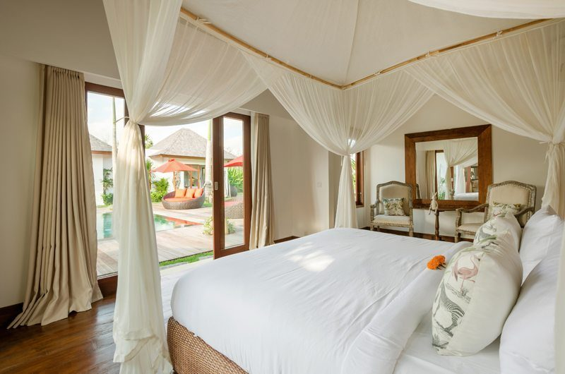 Villa Naty Four Poster Bed, Umalas   5 Bedroom Villas Bali