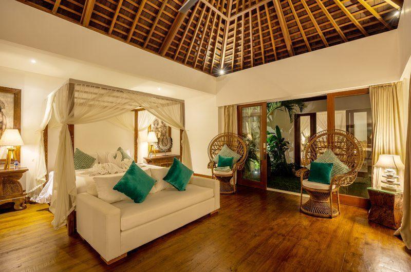 Villa Naty Bedroom with Sofa, Umalas   5 Bedroom Villas Bali