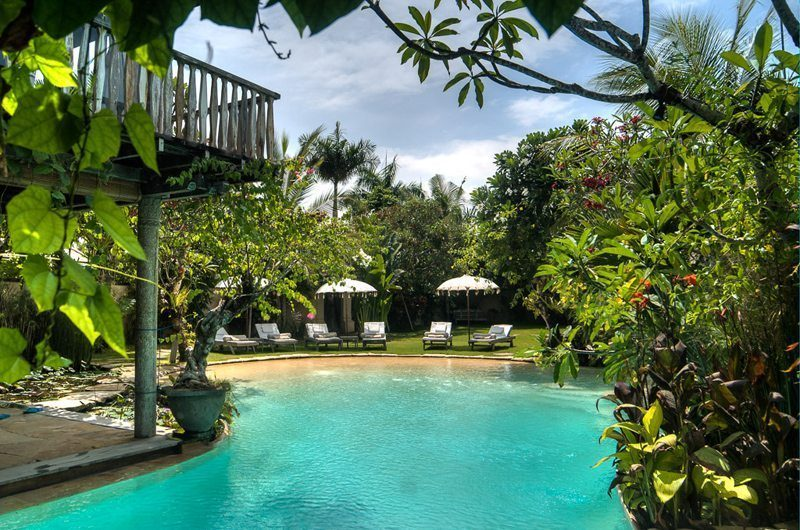 Villa Phinisi Swimming Pool, Seminyak | 5 Bedroom Villas Bali