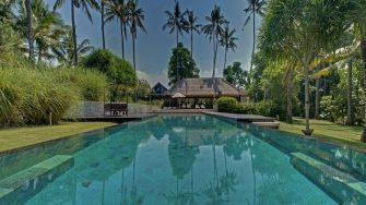 Villa Samadhana Swimming Pool, Sanur | 5 Bedroom Villas Bali
