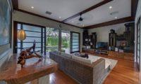 Villa Samadhana TV Room, Sanur | 5 Bedroom Villas Bali
