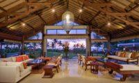 Villa Semarapura Indoor Living Area, Seseh | 5 Bedroom Villas Bali