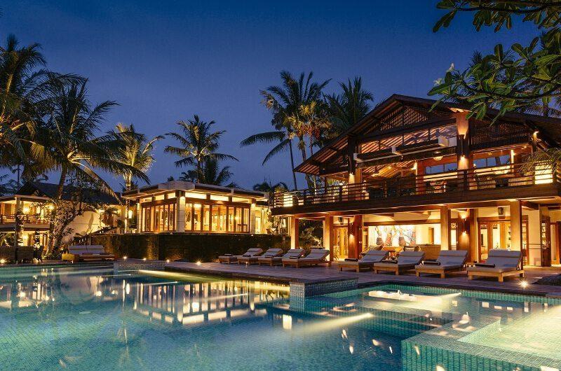 Villa Semarapura Night View, Seseh | 5 Bedroom Villas Bali