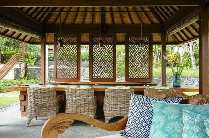 Villa Semarapura Dining Area, Seseh | 5 Bedroom Villas Bali