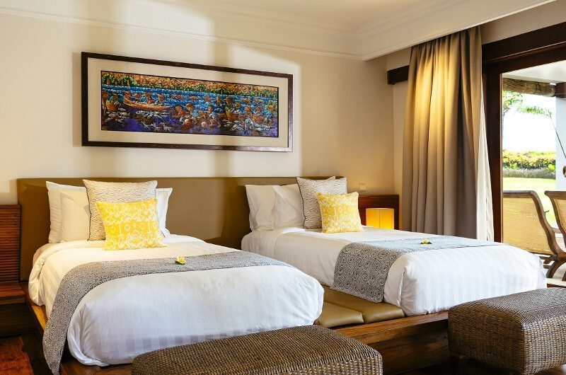 Villa Semarapura Twin Bedroom, Seseh | 5 Bedroom Villas Bali