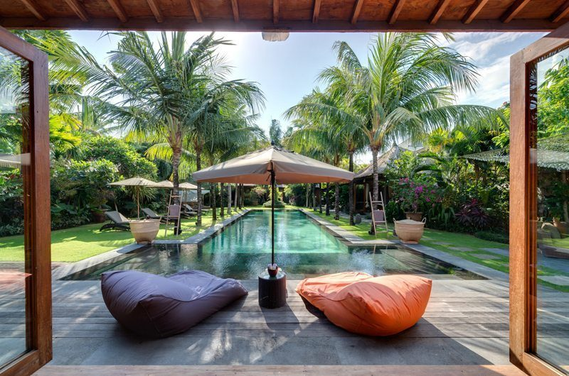 Villa Shambala Swimming Pool, Seminyak | 5 Bedroom Villas Bali