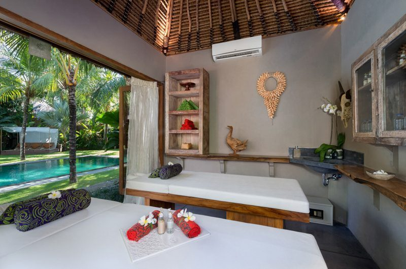 Villa Shambala Spa with Pool View, Seminyak | 5 Bedroom Villas Bali