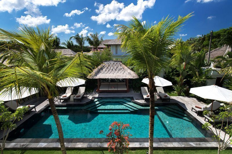 Villa Tangram Gardens and Pool, Seminyak | 5 Bedroom Villas Bali