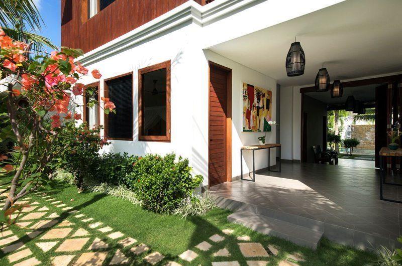 Villa Tangram Entrance, Seminyak | 5 Bedroom Villas Bali