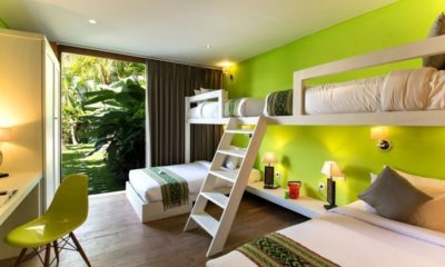 Villa Tangram Bunk Beds, Seminyak | 5 Bedroom Villas Bali