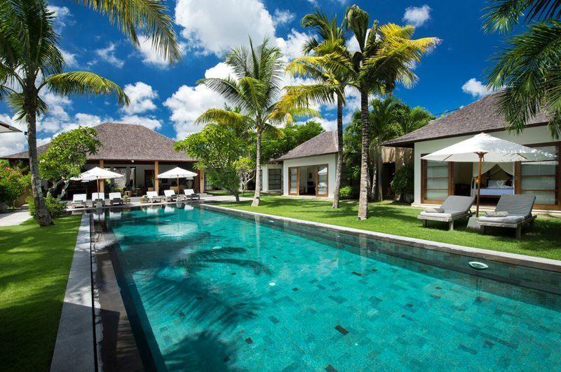 Villa Tiga Puluh Swimming Pool, Seminyak | 5 Bedroom Villas Bali