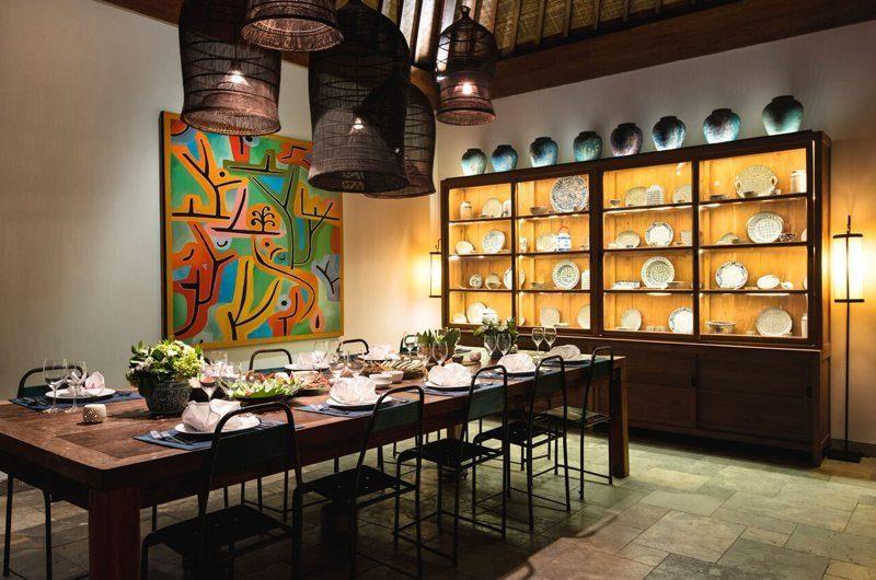 Villa Tiga Puluh Dining Area, Seminyak | 5 Bedroom Villas Bali