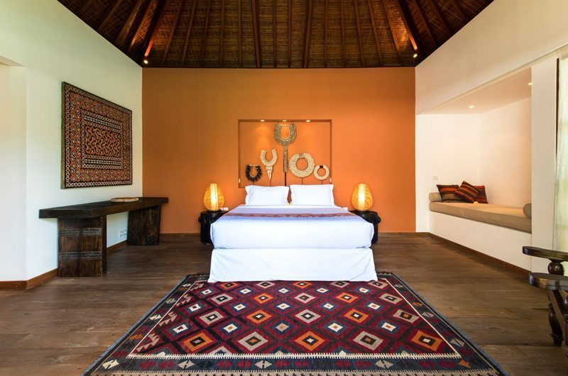 Villa Tiga Puluh Bedroom with Seating Area, Seminyak | 5 Bedroom Villas Bali