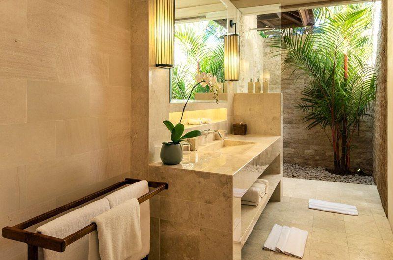 Villa Tiga Puluh Semi Open Bathroom, Seminyak | 5 Bedroom Villas Bali