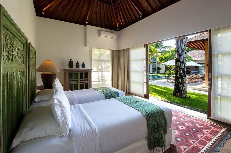 Villa Tiga Puluh Twin Bedroom with Pool View, Seminyak | 5 Bedroom Villas Bali