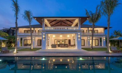 Villa Tjitrap Night View, Seminyak | 5 Bedroom Villas Bali