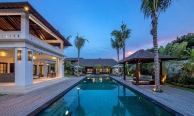 Villa Tjitrap Pool, Seminyak | 5 Bedroom Villas Bali