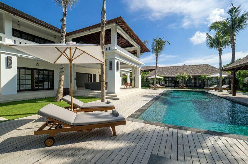 Villa Tjitrap Sun Loungers, Seminyak | 5 Bedroom Villas Bali