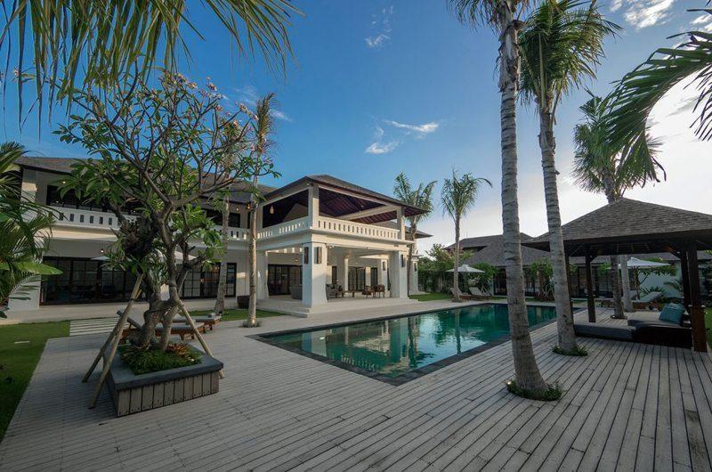 Villa Tjitrap Swimming Pool, Seminyak | 5 Bedroom Villas Bali