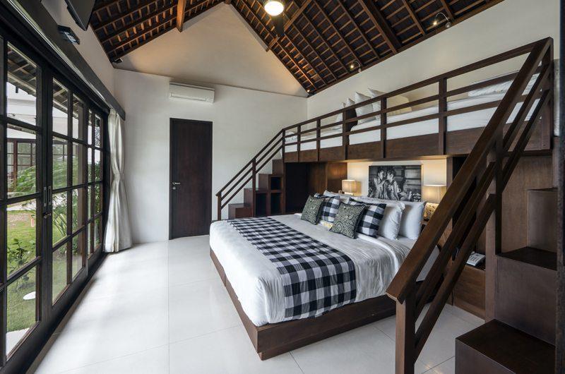 Villa Tjitrap Bedroom with Extra Beds, Seminyak | 5 Bedroom Villas Bali