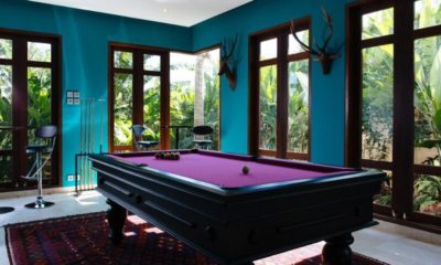 Villa Umah Daun Billiard Table, Umalas | 5 Bedroom Villas Bali