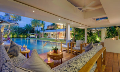 Villa Zambala Family Area with Pool View, Canggu | 5 Bedroom Villas Bali