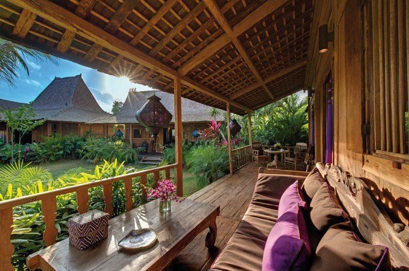 Villa Zelie View from Balcony, Canggu | 5 Bedroom Villas Bali