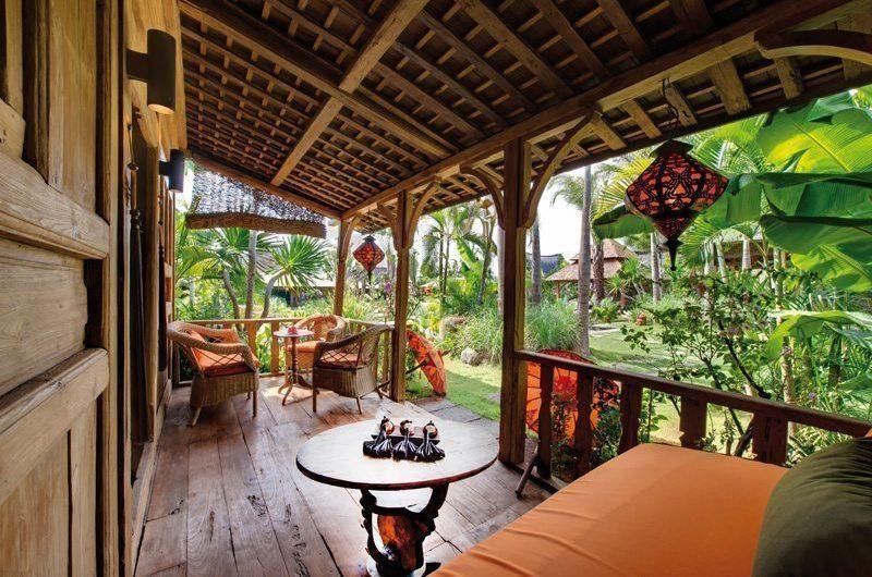Villa Zelie Balcony Area, Canggu | 5 Bedroom Villas Bali