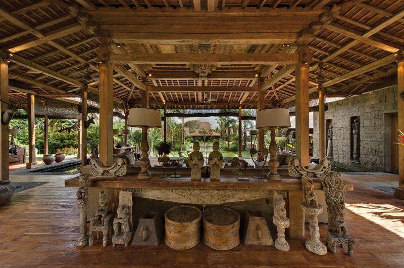 Villa Zelie Indoor Living Area, Canggu | 5 Bedroom Villas Bali
