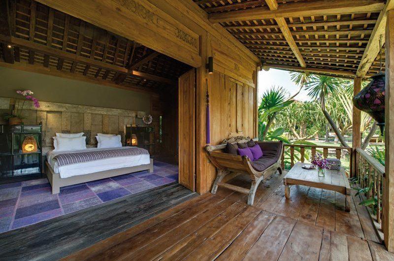 Villa Zelie Bedroom and Balcony, Canggu | 5 Bedroom Villas Bali