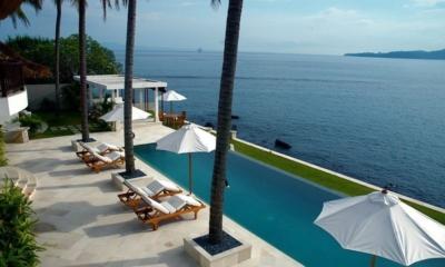 Villa Blanca Sun Loungers, Candidasa   5 Bedroom Villas Bali