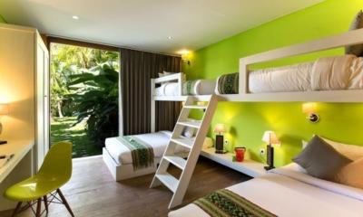 Villa Tangram Bunk Beds, Seminyak   5 Bedroom Villas Bali